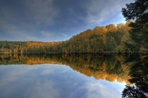 Jezioro Babięty Wielkie
