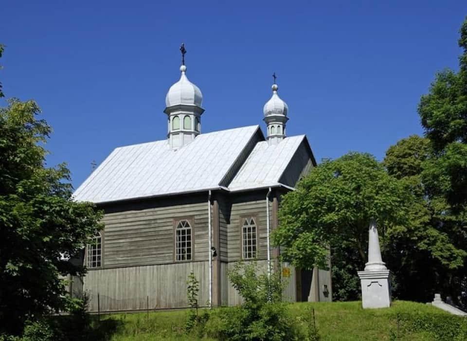 Kościół świętego Mikołaja w Horodle