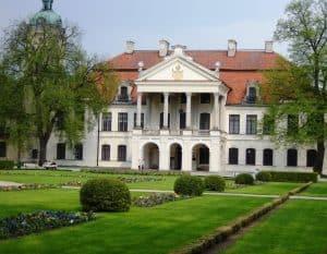 Kozłówka - najwspanialszy dwór magnacki na Lubelszczyźnie