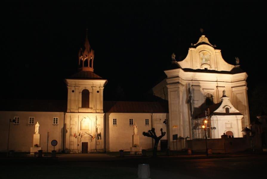 Krasnobród - klasztor