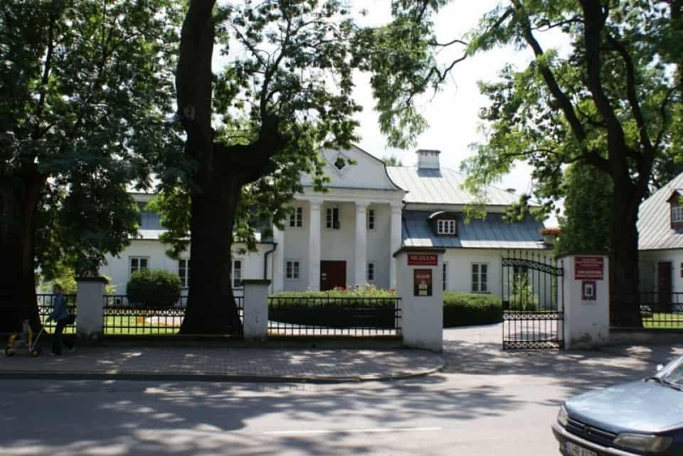 Hrubieszów - the court of Du Chateau