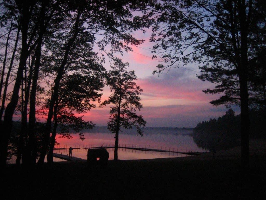 Озеро Łukcze